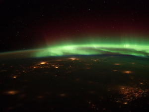 Atmospheric Optics: Aurora, Northern Lights image
