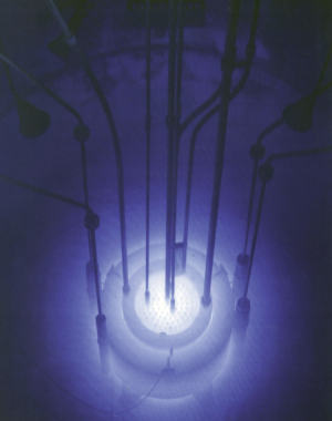 image credit: Reed Research Reactor, Creative Commons; image source; larger image
