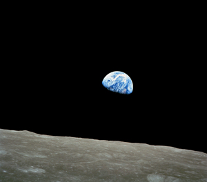 Exploring the Moon: Apollo 8 Mission image