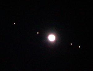 Jupiter's Moons image