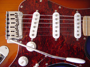 Hyperphysics: Electric Guitars image