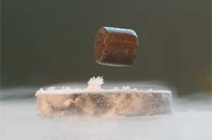 Physics in Action: Superconductors image