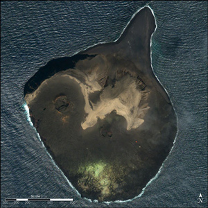 The Island of Surtsey, Iceland image
